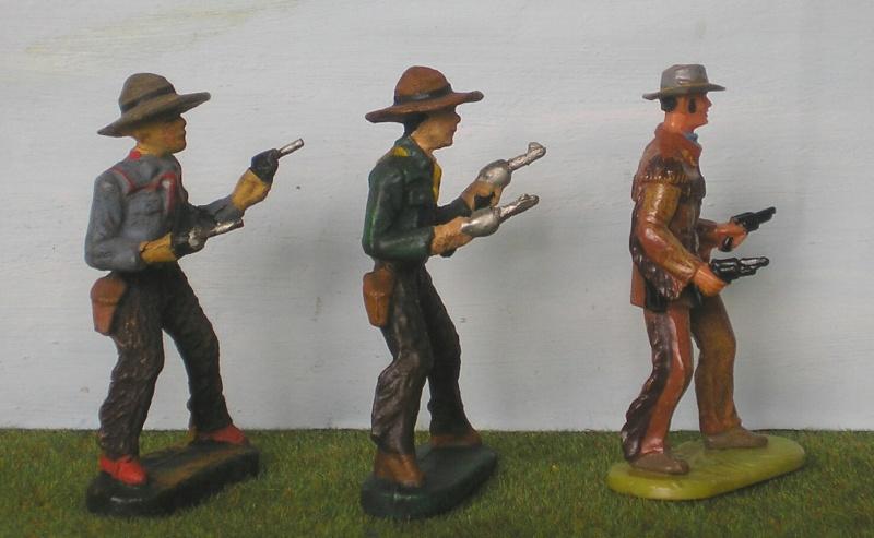 Bemalungen, Umbauten, Modellierungen - neue Cowboys für meine Dioramen - Seite 2 Elasto24