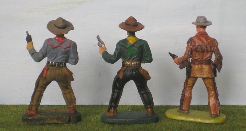 Bemalungen, Umbauten, Modellierungen - neue Cowboys für meine Dioramen - Seite 2 Elasto25