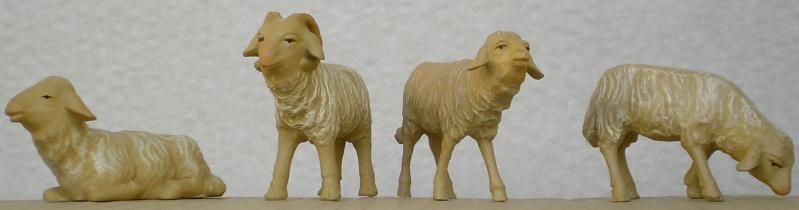 Krippen-Diorama zur Figurengröße 16 cm Krippe22