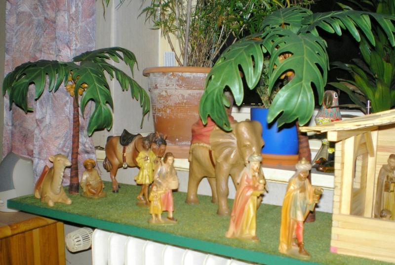 Krippen-Diorama zur Figurengröße 16 cm Krippe33