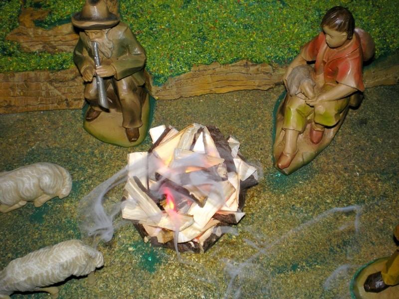 Krippen-Diorama zur Figurengröße 16 cm Krippe46