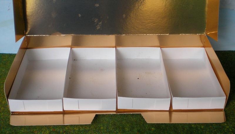 Eigenbau eines Chuck Wagons für Figurengröße 7 cm (Maßstab 1:24) Materi11