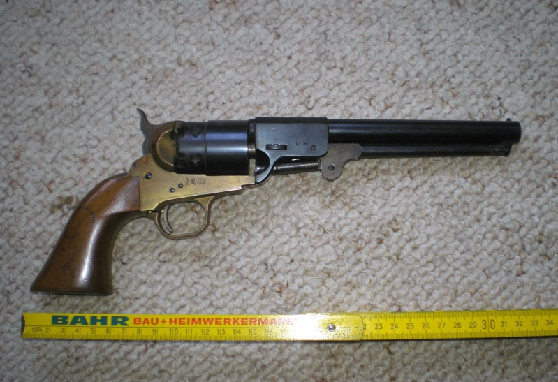 Bemalungen, Umbauten, Modellierungen - neue Cowboys für meine Dioramen - Seite 2 Waffen10