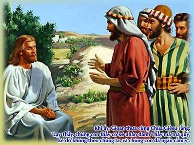 Chúa Nhật 26 Thường Niên Năm B Phụng Vụ Lời Chúa (27.9.2015) Cn-26-12
