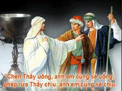 Chúa Nhật 29 Thường Niên Năm B Phụng Vụ Lời Chúa (18.10.2015) Cn-29-12