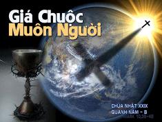 Chúa Nhật 29 Thường Niên Năm B Phụng Vụ Lời Chúa (18.10.2015) Cn-29-13