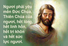 Chúa Nhật 31 Thường Niên Năm B Phụng Vụ Lời Chúa (01.11.2015) Cn-31-12