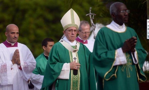 Chuyến tông du của Đức Thánh Cha tại Cuba và Washington DC. Dtcinc10