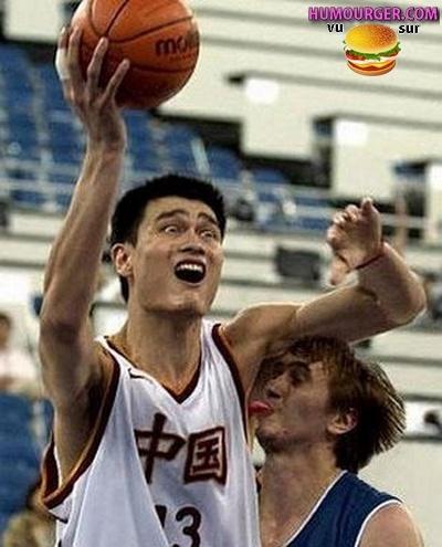 Vive le sport(surtout quand il nous fait rire) - Page 2 Basket10