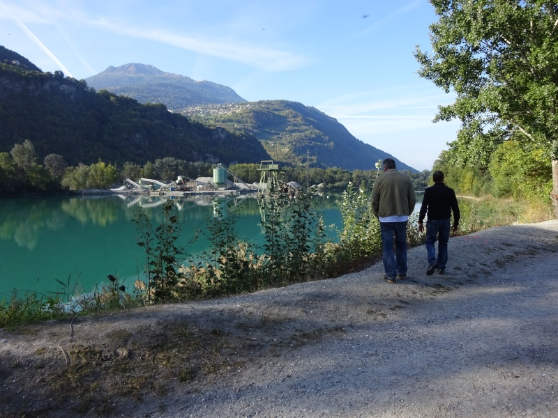 rencontre internationale 2015 de recycleux en Valais  Dsc02720