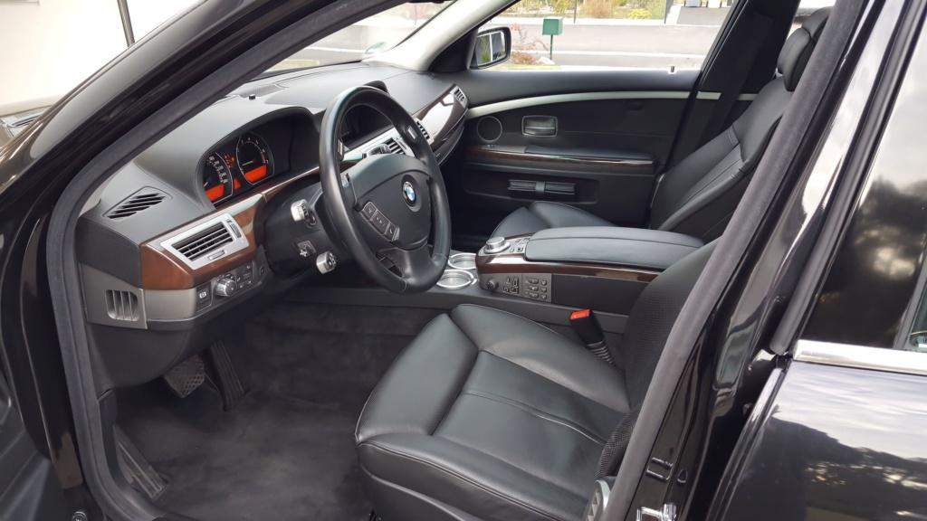 BMW E65 760ia de 2007 20181112