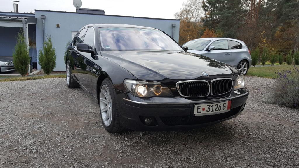 BMW E65 760ia de 2007 20181113