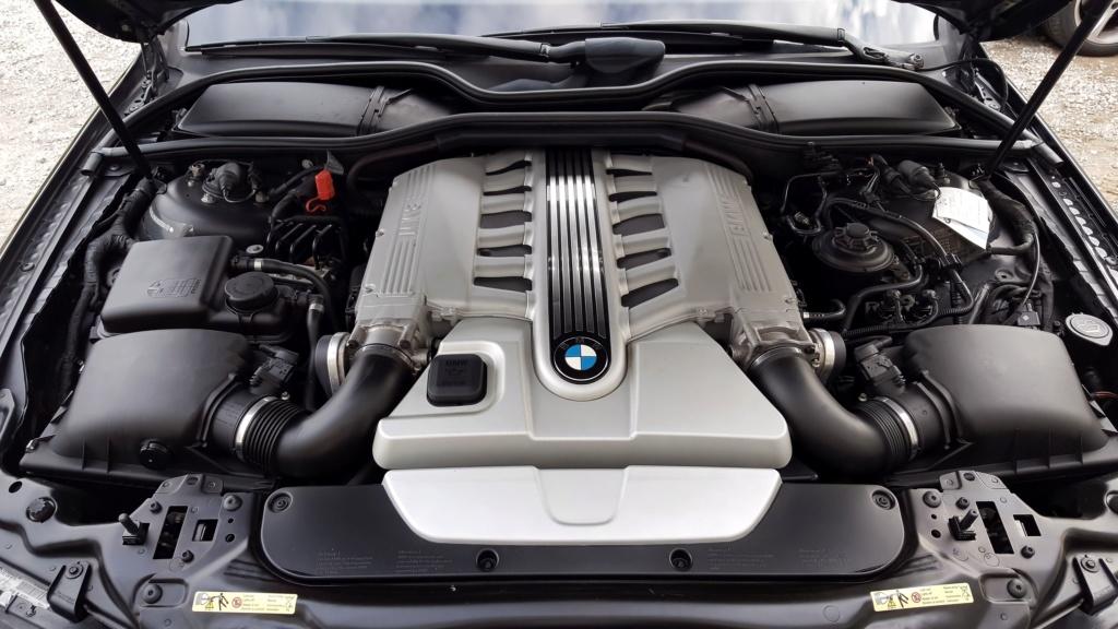 BMW E65 760ia de 2007 20181114