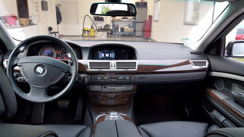 BMW E65 760ia de 2007 20181115