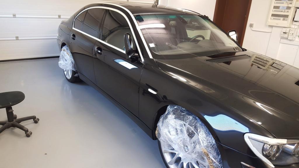 BMW E65 760ia de 2007 20181117