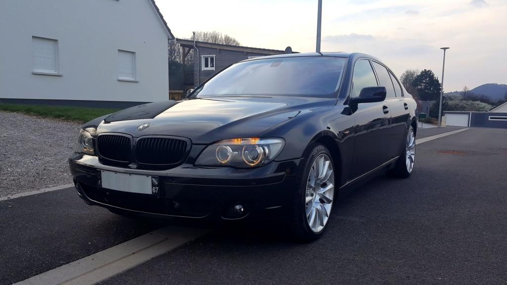 BMW E65 760ia de 2007 20190410