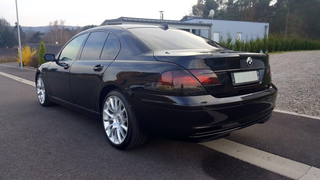 BMW E65 760ia de 2007 20190411