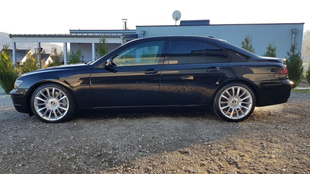 BMW E65 760ia de 2007 20191211