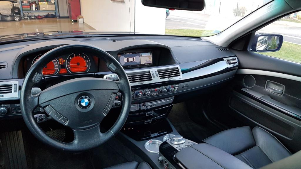 BMW E65 760ia de 2007 20200310