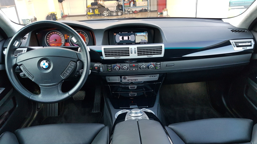 BMW E65 760ia de 2007 20200312
