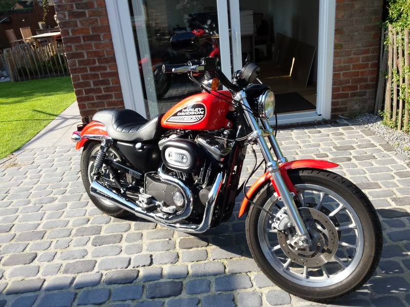 acquisition sportster 883R 20151010
