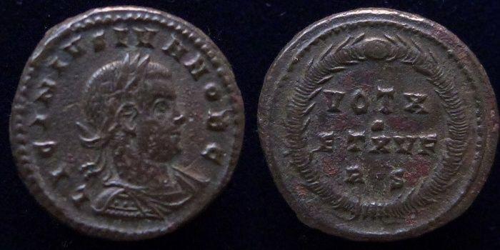 Mes autres monnaies Licini10