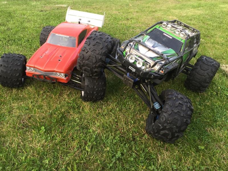 Mon nouveau jouet : Traxxas Summit 1/8 - réglé et prêt à rouler - Page 8 Hst_su13
