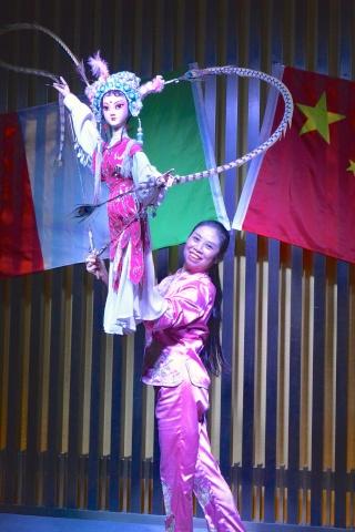 """L'opéra du Sichuan : 川剧""""chuānjù"""" Chuanj10"""