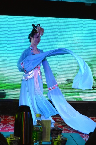 "L'opéra du Sichuan : 川剧""chuānjù"" Danse10"