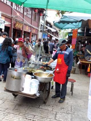 Avril 2015 en Chine (5) : Kunming, les traces de la présence française Frites10