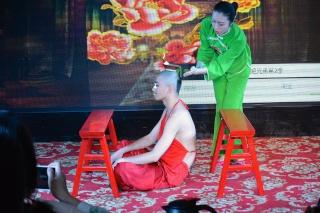 """L'opéra du Sichuan : 川剧""""chuānjù"""" Paerdu11"""