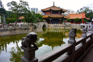 Avril 2015 en Chine (5) : Kunming, les traces de la présence française Pavill10