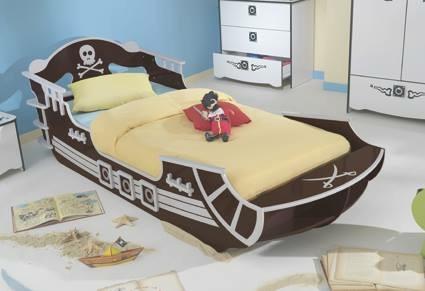 Chambre enfant : Pirates Img_1525