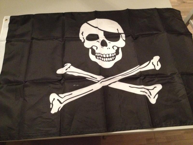 Chambre enfant : Pirates Img_1530