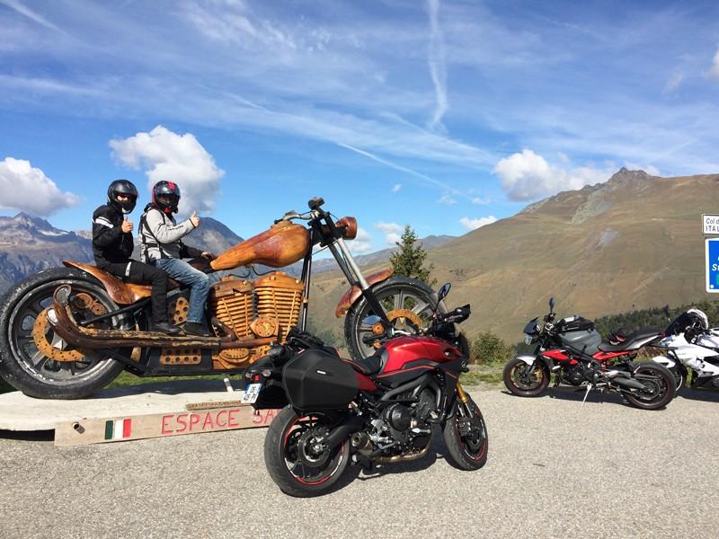 Une idée peu banale faire le tour du Mont Blanc 110