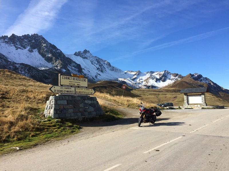 Une idée peu banale faire le tour du Mont Blanc Cormet10