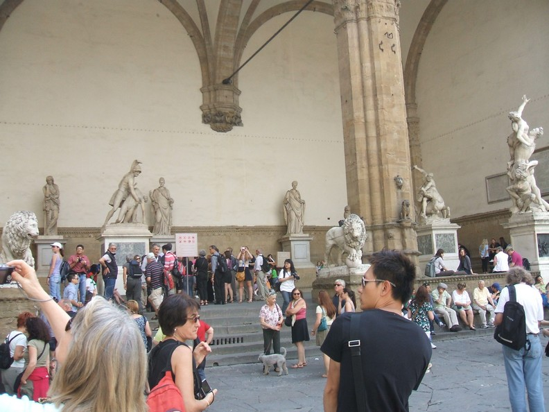 Voyage vers Florence! Italie10