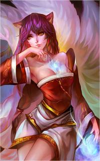 Kitsune ( Démon renard )  Sans_t84
