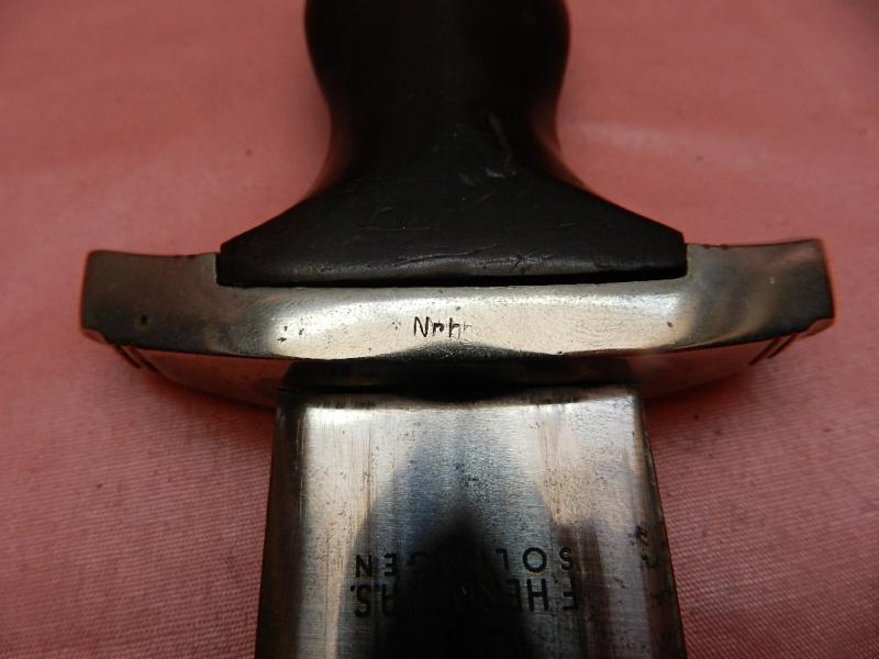 Dague SA modèle lourde Olivie13