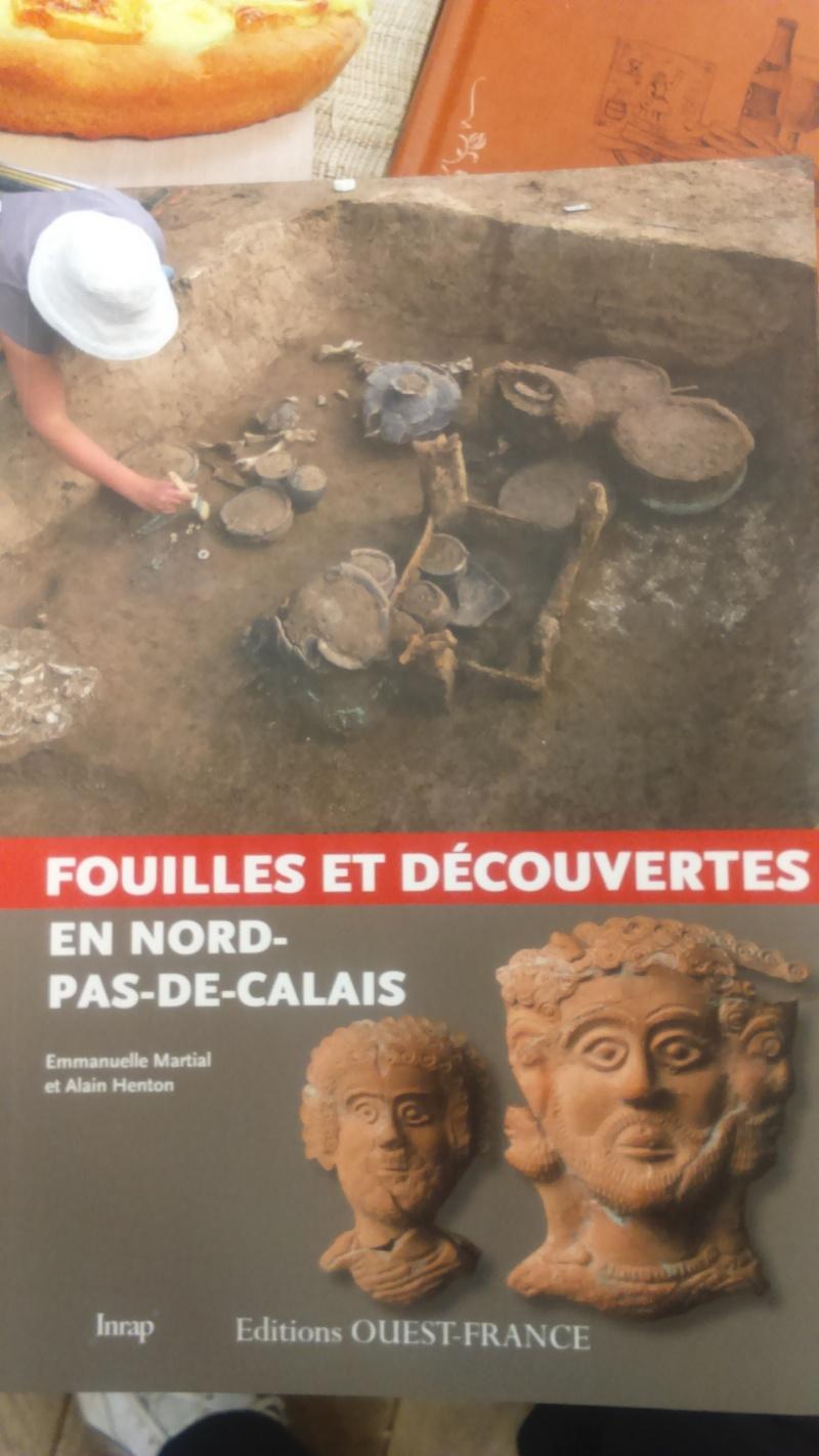 Bouquin sur les fouilles dans le Nord Dsc_0011