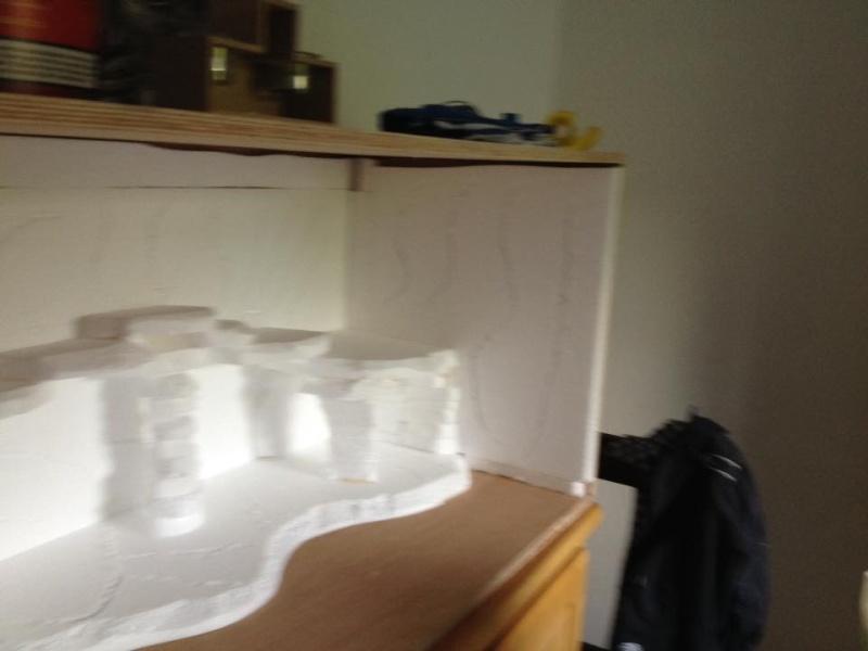 Le nouveau terrarium que mon pote est occupé a construire pour ses petiots 11935010