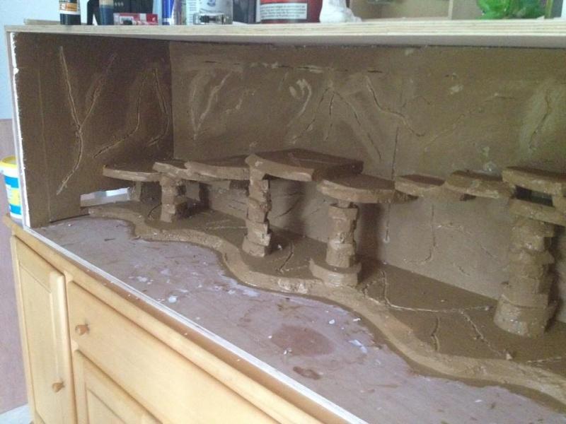 Le nouveau terrarium que mon pote est occupé a construire pour ses petiots 11960010