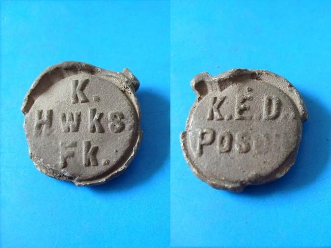 KED : Königlichen Eisenbahn-Direktion Nr_21710