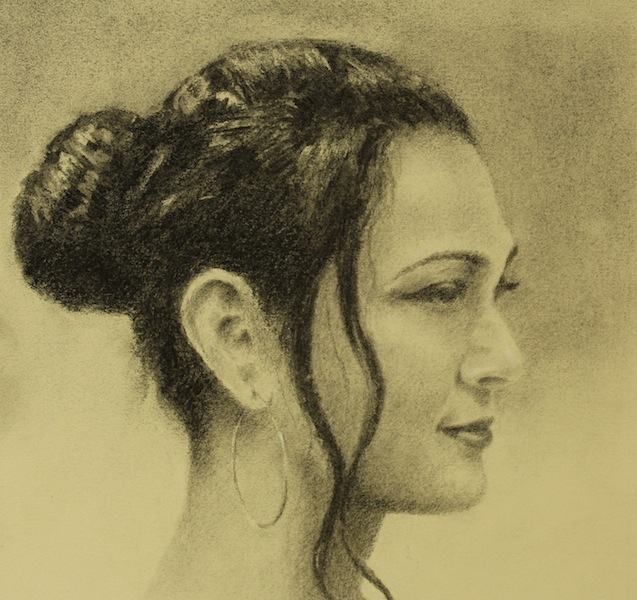 Portrait of my Wife Masood12