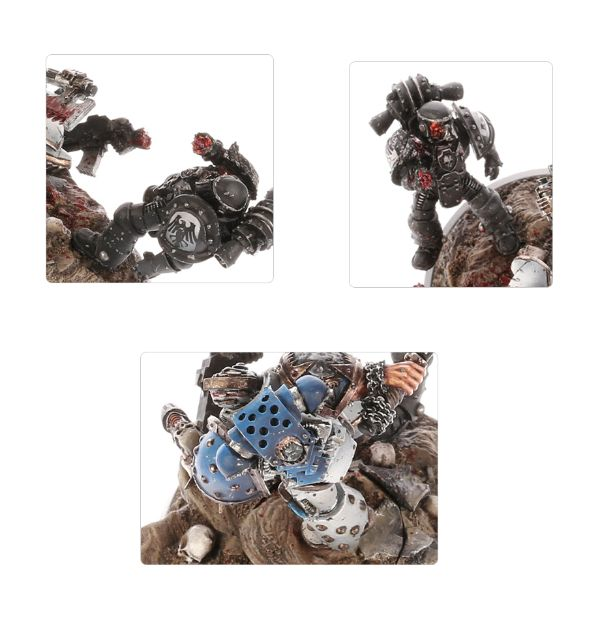 [Forge World M31] - Dioramas Primarques et Héros Kharn012