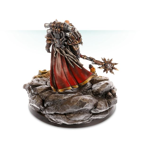 [Forge World M31] - Dioramas Primarques et Héros Lorgar11