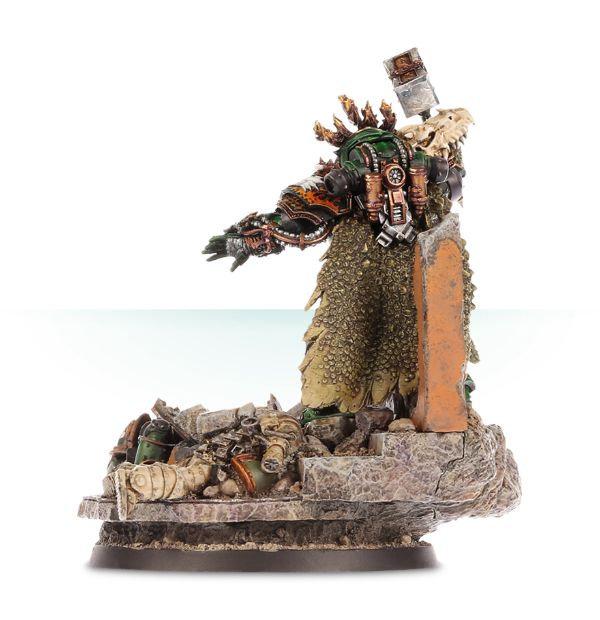 [Forge World M31] - Dioramas Primarques et Héros Vulkan11