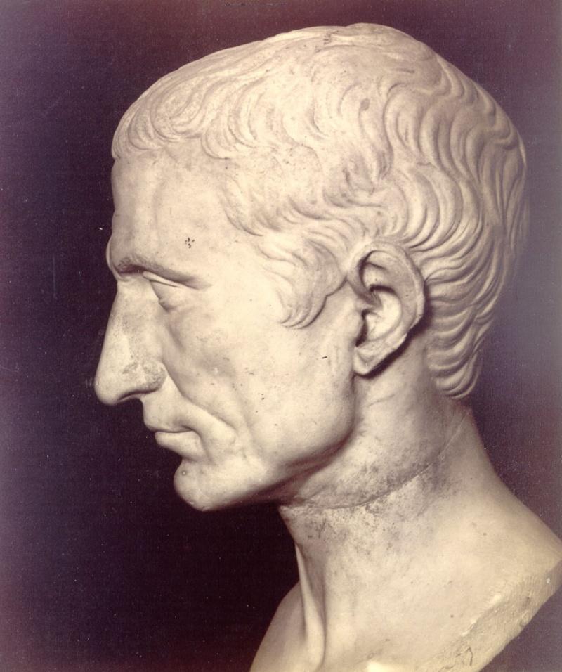 Buste de Cesar - Arles Caesar10
