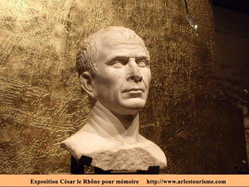 Buste de Cesar - Arles Cysar_10