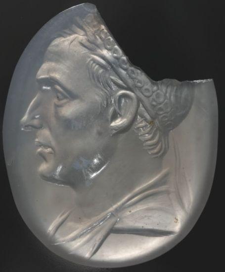 Buste de Cesar - Arles Intail10